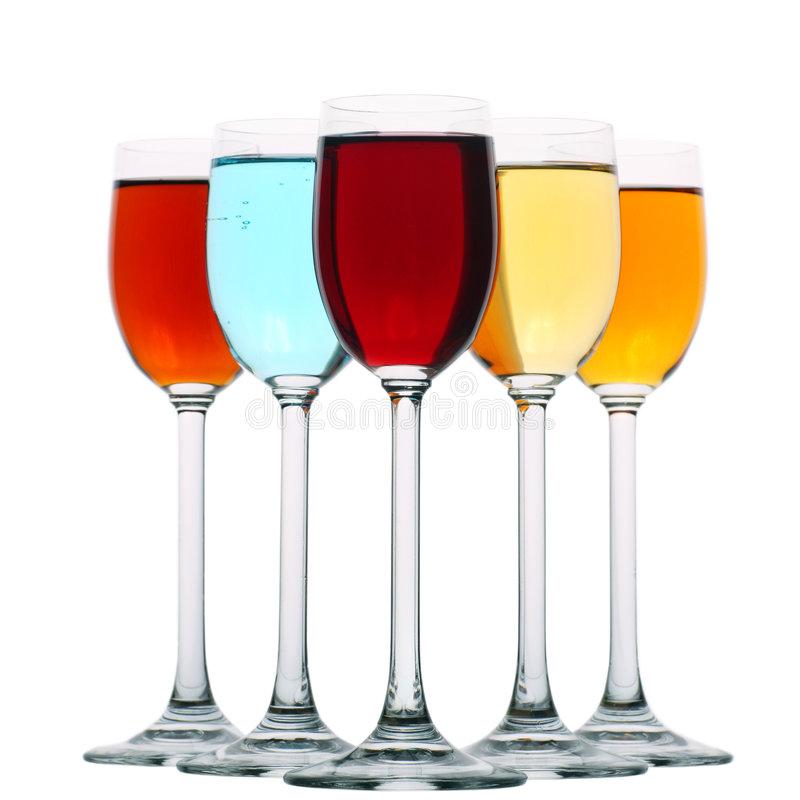 Likeuren en sterke dranken